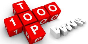 Imagem de Você sabe quais são os mil sites mais acessados em todo o mundo? no site TecMundo
