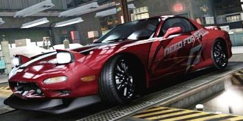 Imagem de Desktop personalizado: Need for Speed no site TecMundo