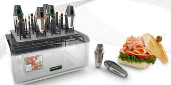 Imagem de Designer brasileiro inventa impressora de comida no site TecMundo