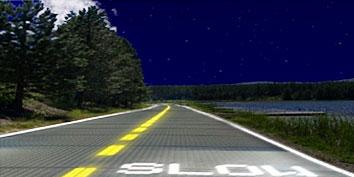 Imagem de Estrada solar: o asfalto dá vez à tecnologia no site TecMundo
