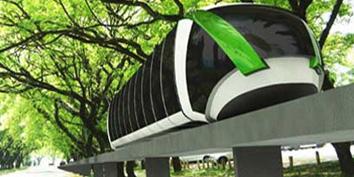 Imagem de Maglev Cobra: o trem brasileiro que flutua sobre os trilhos! no site TecMundo