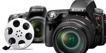 Imagem de Sony inventa mais uma categoria de câmeras digitais: as SLT no site TecMundo