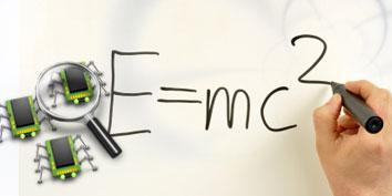 Imagem de Teoria da Relatividade de Einstein ajuda a acelerar simulações de supercomputadores em 10.000% no site TecMundo