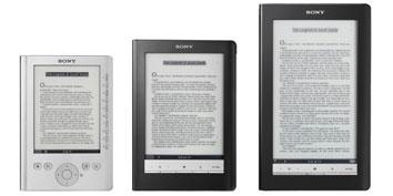 Imagem de A nova geração de leitores digitais da Sony chega com tudo! no site TecMundo