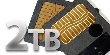 Imagem de Cartões SDXC e microSDXC de 1 e 2 TB, já imaginou? no site TecMundo