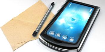 Imagem de Limpar a tela do seu smartphone é questão de segurança! no site TecMundo