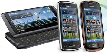 Imagem de C6-01, C7 e E7: novos aparelhos da Nokia com a última versão do Symbian no site TecMundo