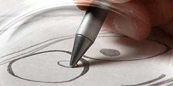 Imagem de Conheça a caneta infinita sem tinta! no site TecMundo