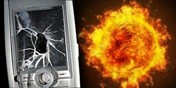 Imagem de Catástrofe em 2012: como uma tempestade solar pode acabar com a energia elétrica na Terra no site TecMundo