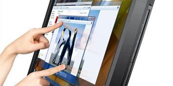 Imagem de Lenovo lança tudo em um com tela de 23 polegadas touchscreen no site TecMundo