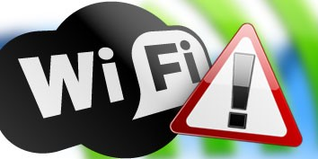 Imagem de Tome cuidado com as redes sem fio públicas no site TecMundo