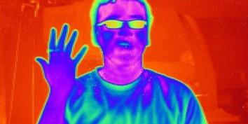 Imagem de Nova câmera de infravermelho possui resolução 16 vezes melhor no site TecMundo