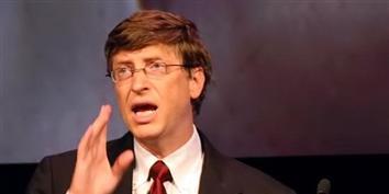 Imagem de Bill Gates é mais admirado pelos americanos do que o Papa no site TecMundo