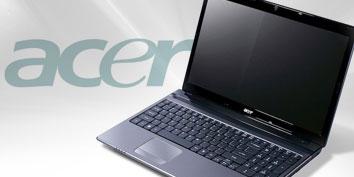 Imagem de Novos modelos Acer Aspire lançados na CES 2011 no site TecMundo