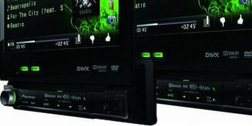 Imagem de Pioneer anuncia novos aparelhos de som para carro no site TecMundo