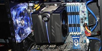 Imagem de Cooler Master apresenta computador mais caro da Campus Party no site TecMundo