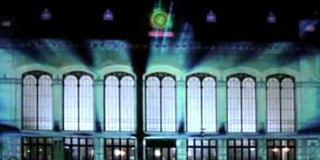 Imagem de Campus Party: video mapping - A projeção além da projeção no site TecMundo