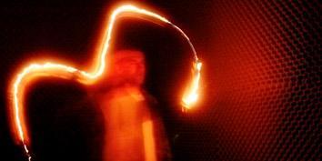 Imagem de Fotografia: como desenhar com a luz no site TecMundo