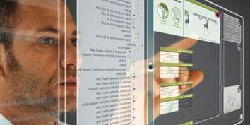 Imagem de As telas touchscreen podem estar chegando ao fim. Saiba por quê no site TecMundo