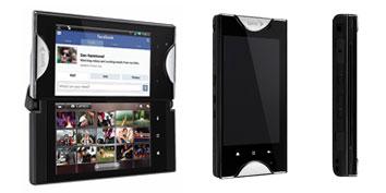 Imagem de Kyocera Echo: celular com duas telas é anunciado pela Sprint no site TecMundo