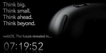 Imagem de Começa a contagem regressiva para anúncio da HP Palm. Você confere a cobertura ao vivo no Baixaki no site TecMundo