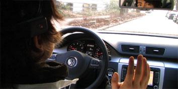 Imagem de BrainDriver: o carro controlado pela mente no site TecMundo
