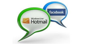 Imagem de Chat do Facebook está disponível no Hotmail no site TecMundo