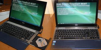Imagem de Novos modelos Acer TimelineX podem aparecer na CeBIT no site TecMundo