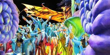 Imagem de Transmissão do Carnaval carioca utiliza tecnologia 3D no site TecMundo
