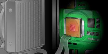 Imagem de Como funcionam os sistemas de refrigeração a líquido no site TecMundo
