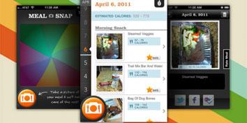 Imagem de Aplicativo calcula calorias de alimentos através de fotos no site TecMundo