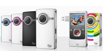 Imagem de Cisco reorganiza sua linha de produtos e suspende as câmeras de vídeo Flip no site TecMundo