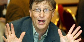 Imagem de Bill Gates achava que 1 GB era muito para guardar emails no site TecMundo