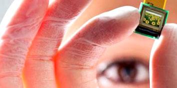 Imagem de Conheça o sistema de realidade aumentada controlado pelos olhos no site TecMundo