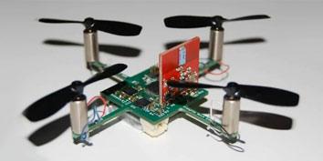 Imagem de Conheça o quadricóptero pilotado através do controle do PlayStation no site TecMundo