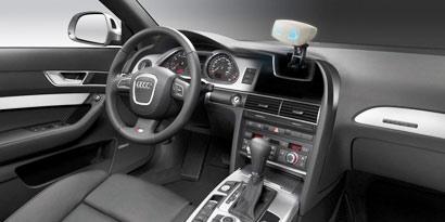 Imagem de Novo conceito de GPS transforma painel de carro em display interativo no site TecMundo